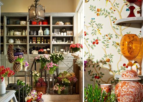Barbara Daseke And Brad Duren Avant Garden 39 S Director Attend The Art In Bloom